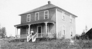 1907 Morton's house in Richmond Beach