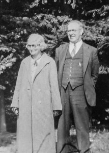 1932 Rozella and William Kraiger