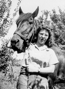 1942-08 Merna with Firefly