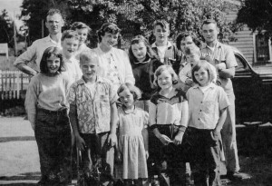 1956-06 Family of Don Nixon