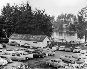 1958 ca Echo Lake in Richmond Highlands