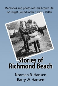 Front Cover of Stories of Richmond Beach